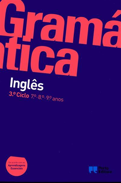 Gramática de inglês (Paula Rosa Fonseca, Rómulo Neves)
