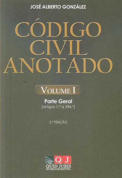Código civil (José Alberto Rodríguez Lorenzo González)