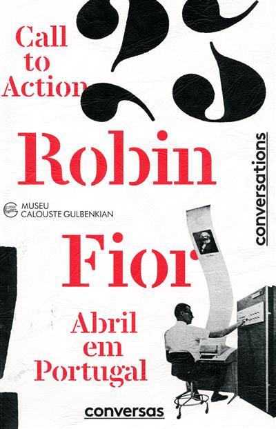 Robin Fior (textos Ana Baliza, Robin Fior, Robin Kinross)