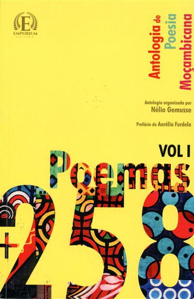 Antologia de poesia moçambicana (org. Nélio Gemusse)