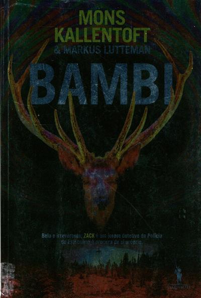 Bambi (Mons Kallentoft, Markus Lutteman)