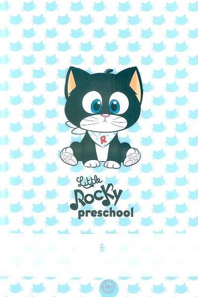 Little Rocky preschool class book (Cláudia Regina Abreu, Vanessa Reis Esteves)