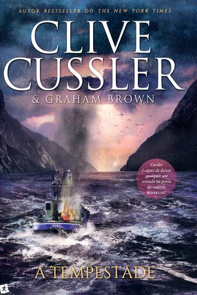 A tempestade (Clive Cussler, Graham Brown)
