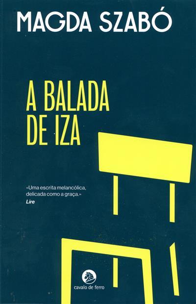 A balada de Iza (Magda Szabó)