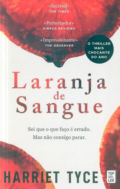 Laranja de sangue