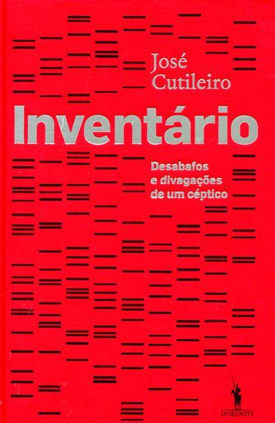 Inventário - desabafos e divagações de um céptico (José Cutileiro)