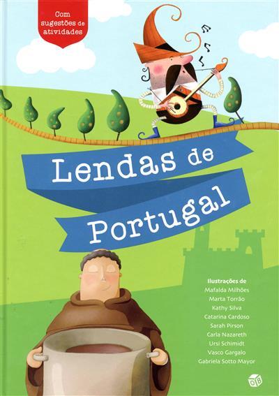 Lendas de Portugal (adapt. de texto Ana Oom, Maria Isabel Mendonça Soares)