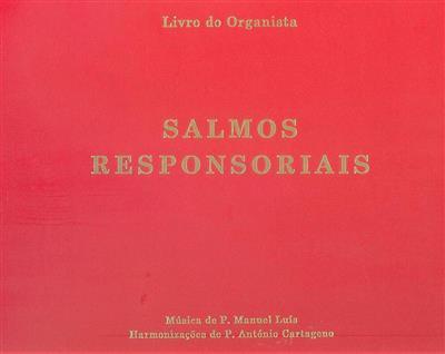 Salmos responsoriais (mús. de Manuel Luís)