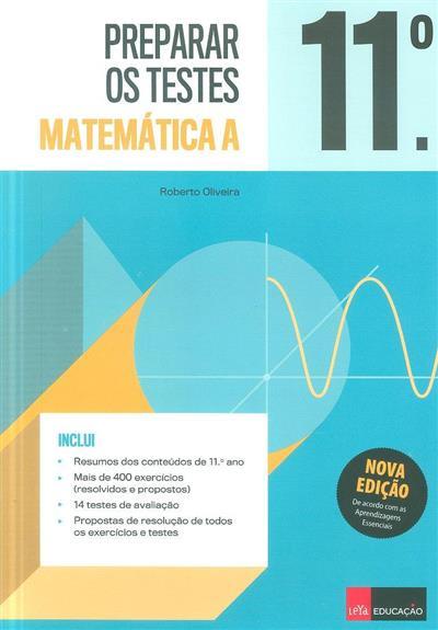 Preparar os testes (Roberto Oliveira)