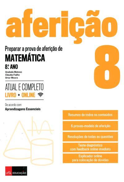 Aferição 8 (Anabela Matoso, Cláudia Fialho, Artur Moura)