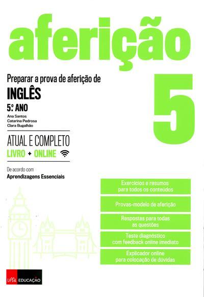Aferição 5 (Ana Santos, Catarina Pedrosa, Clara Bugalhão)