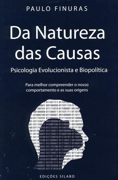 Da natureza das causas (Paulo Finuras)