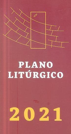 Plano litúrgico 2021