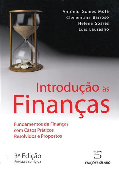 Introdução às finanças (António Gomes Mota... [et al.])