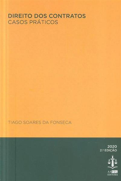 Direito dos contratos (Tiago Soares da Fonseca)