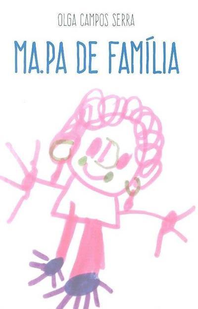 Ma.pa de família (Olga Campos Serra)