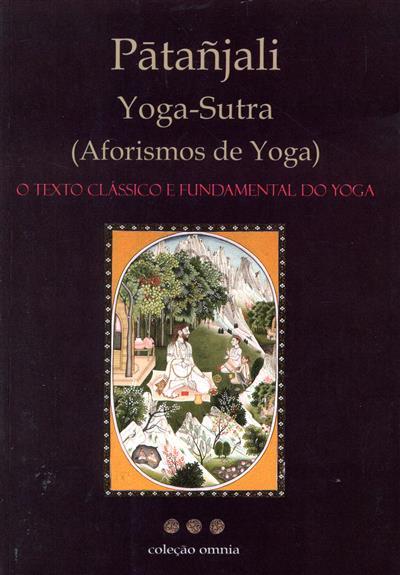Yoga-sutra de Patañjali (trad. José Carlos Calazans)