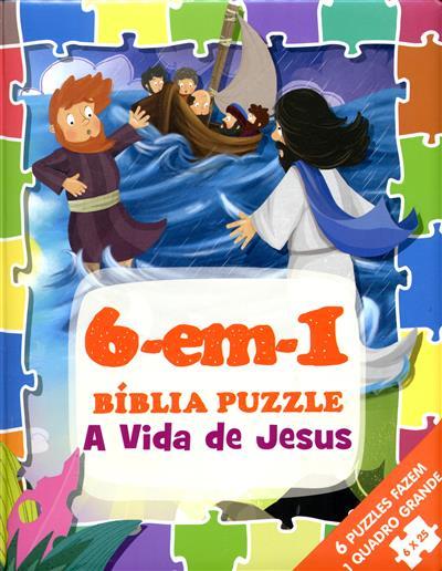 A vida de Jesus (texto Melissa Jensen)