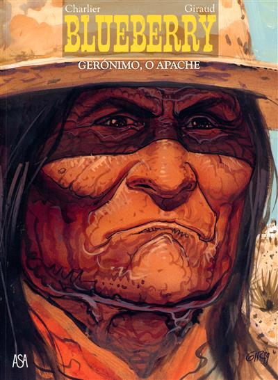 Gerónimo, o Apache (Charlier, Giraud)