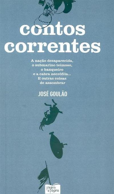 Contos correntes (José Goulão)