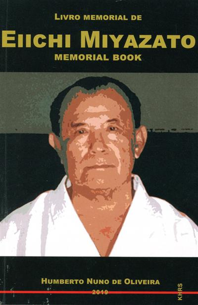 Livro memorial de Eiichi Miyazato (Humberto Nuno de Oliveira)