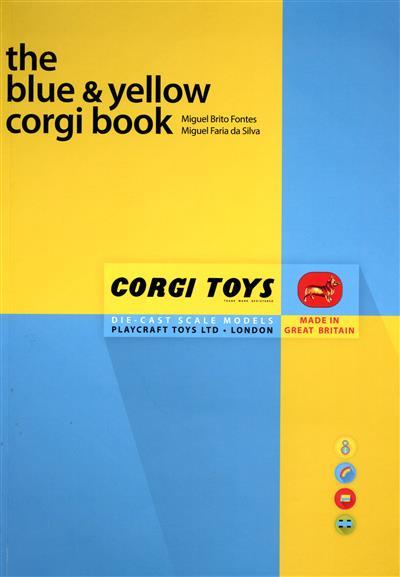 The blue & yellow corgi book (Miguel Brito Fontes, Miguel Faria da Silva)