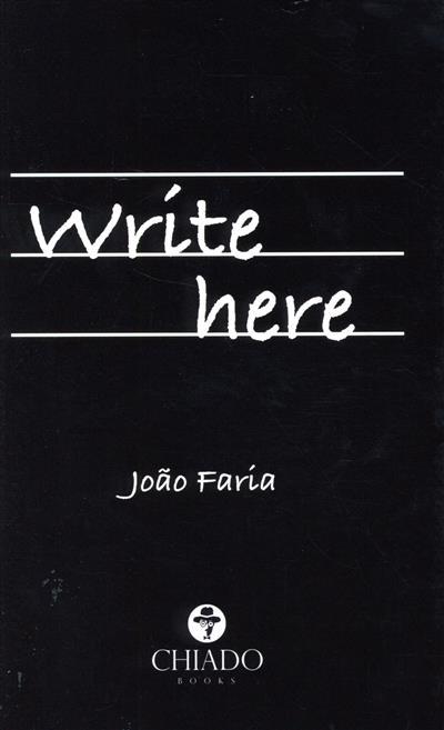 Write here (João Faria)