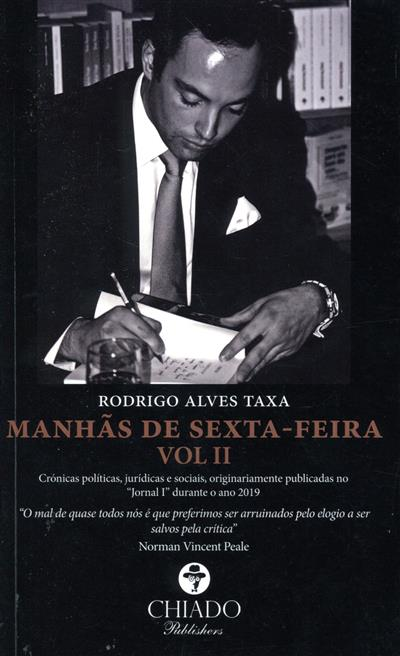 Manhãs de sexta-feira (Rodrigo Alves Taxa)