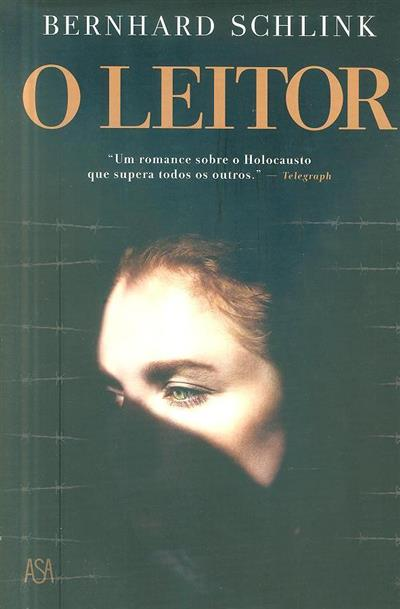 O leitor (Bernhard Schlink)
