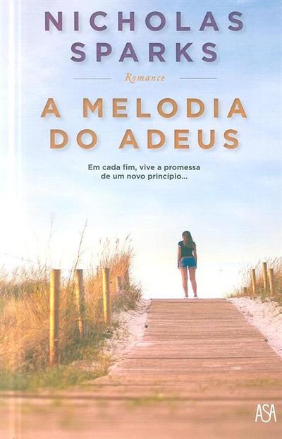 A melodia do adeus (Nicholas Sparks)