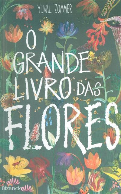 O grande livro das flores (Yuval Zommer)