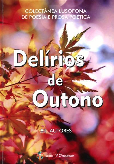 Delírios de Outono (org. Maria A. Bernardino)