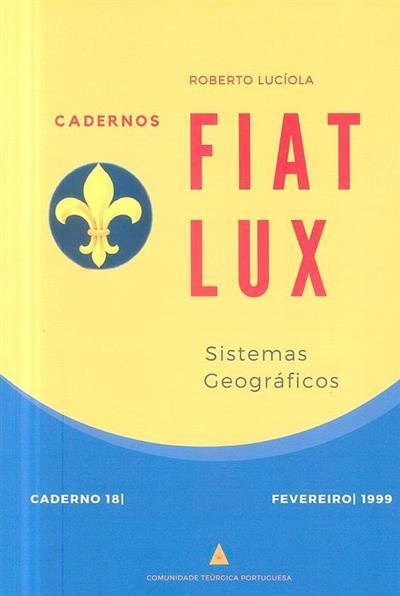 Sistemas geográficos (Roberto Lucíola)