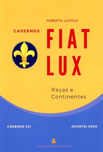 Raças e continentes (Roberto Lucíola)