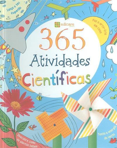 365 atividades científicas (Minna Lacey, Lisa Gillespie, Lucy Bowman)