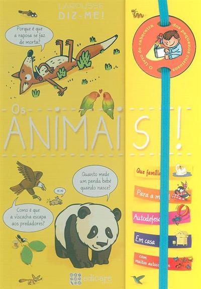 Os animais (Sophie de Mullenheim)
