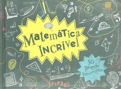 Matemática incrivel