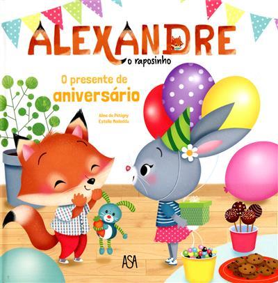 O presente de aniversário (Aline de Pétigny)
