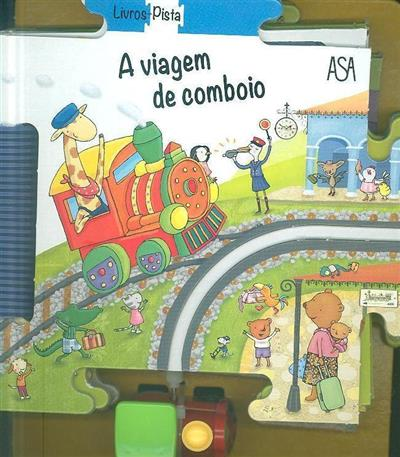 A viagem de comboio (Giovanna Mantegazza)