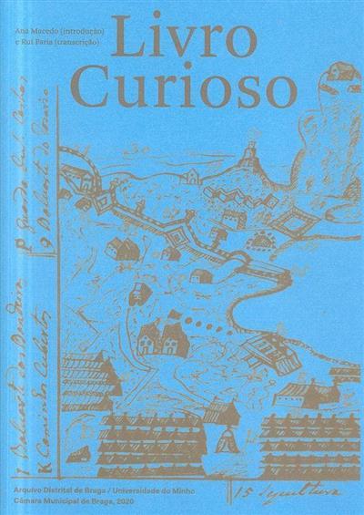 Livro curioso (introd. Ana Macedo)