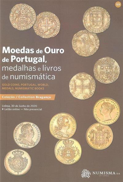 Moedas de ouro de Portugal (cons. cient. Javier Sáez Salgado... [et al.])