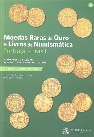 Moedas raras de ouro & livros de numismática (cons. cient. Javier Sáez Salgado... [et al.])