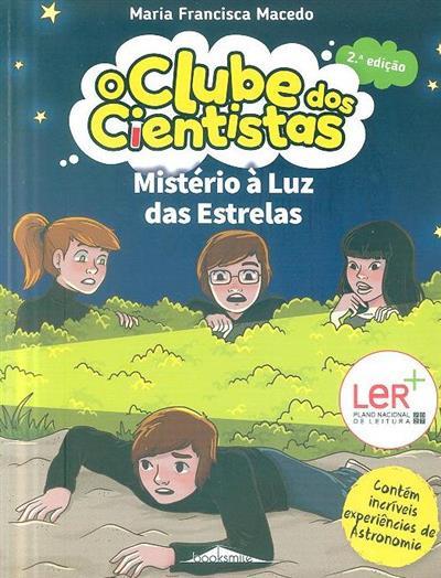 Mistério à luz das estrelas (Maria Francisca Macedo)