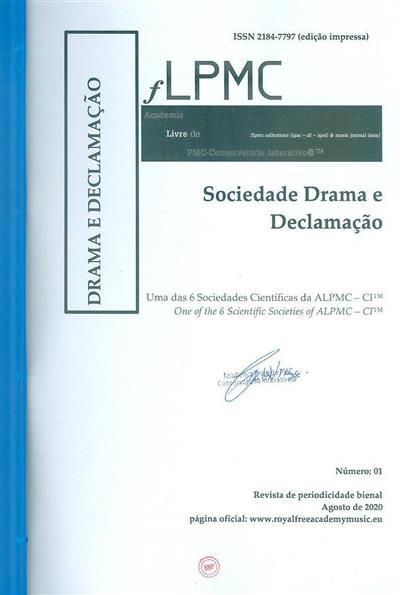 Drama e declamação (Academia Livre de PMC - Conservatório Interativo)