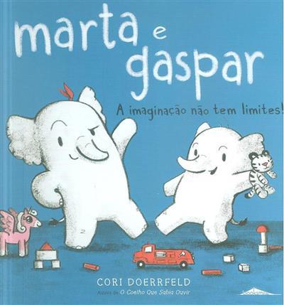 Marta e Gaspar (Cori Doerrfeld)