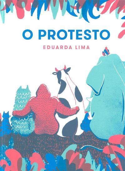 O protesto (Eduarda Lima)