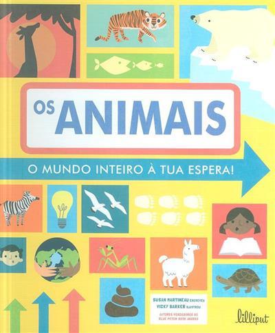 Os animais (Susan Martineau)