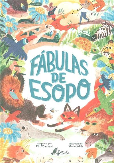 Fábulas de Esopo (adapt. Elli Woollard)