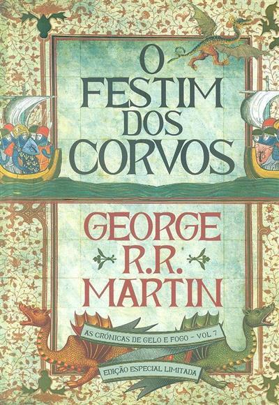O festim dos corvos (George R. R. Martin)