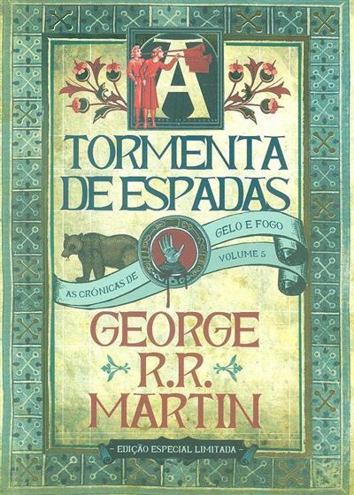 Tormenta de espadas (George R. R. Martin)